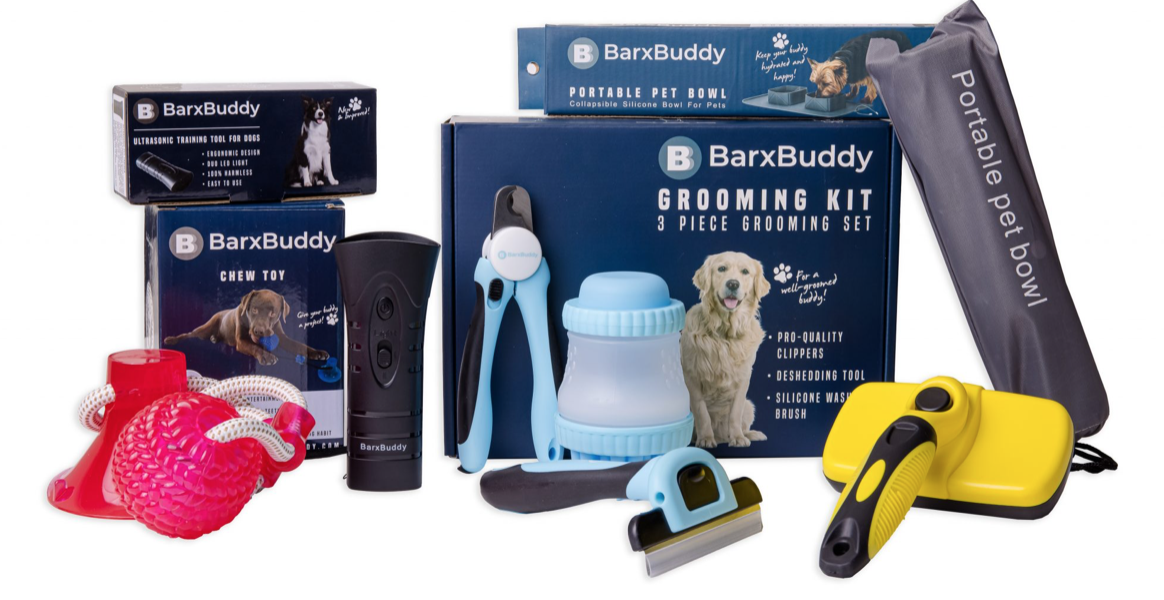 BarxBuddy's 2020 Holiday Gifts & Other Favorites Your Dog Will Love